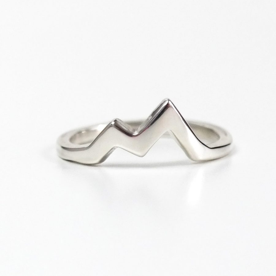 silver mountain ring