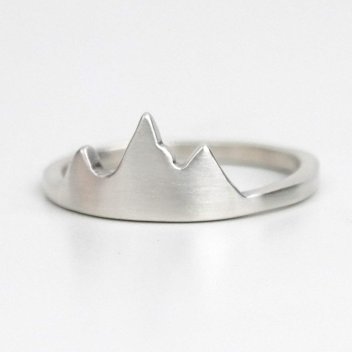 tetons mountain ring