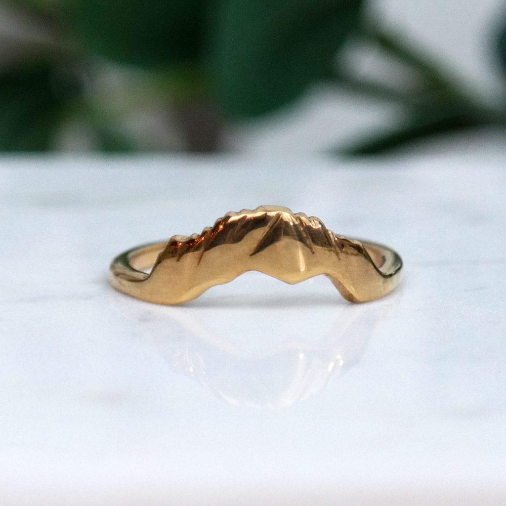 Fremont Peak custom ring.