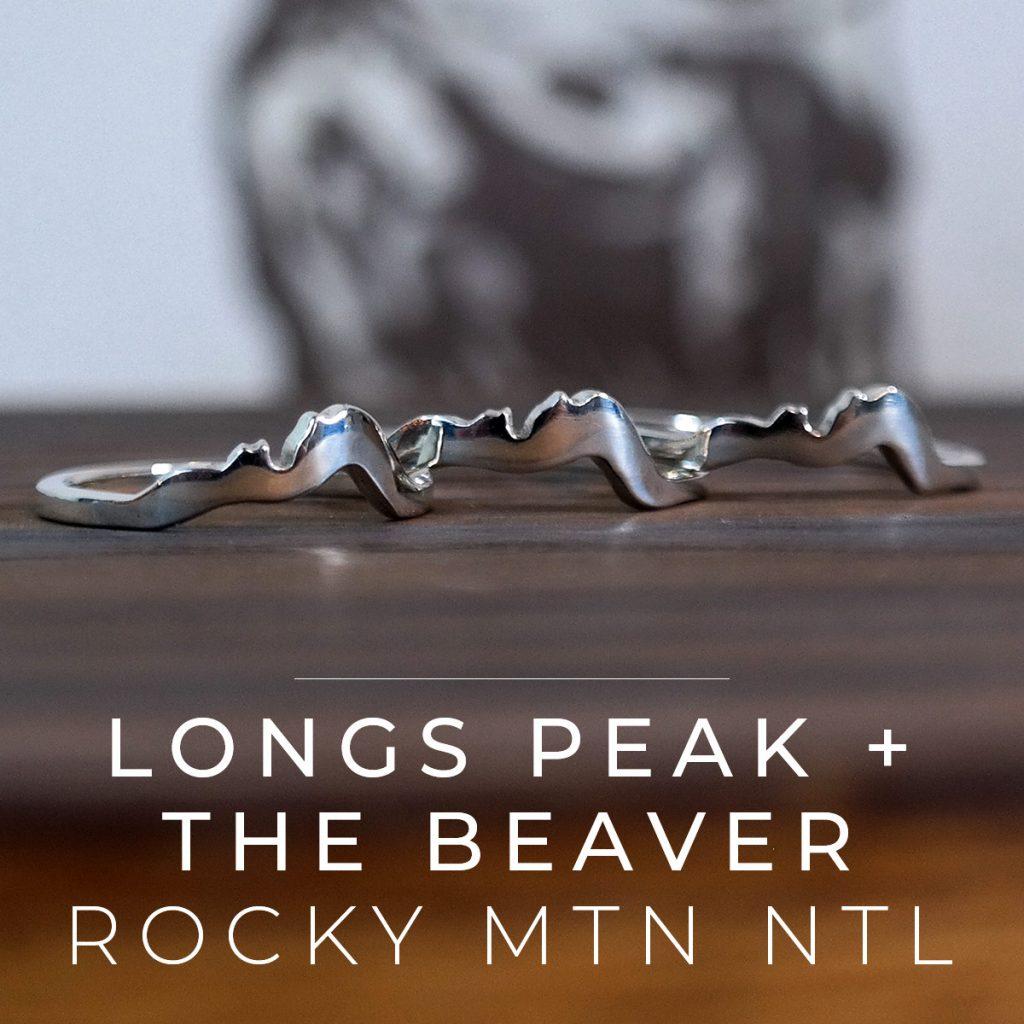 Longs Peak and the Beaver
