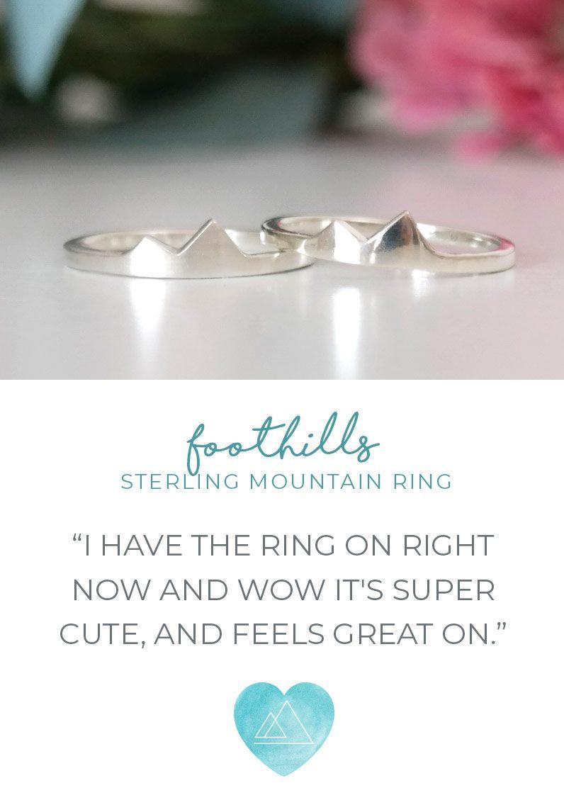 peak mountain rings
