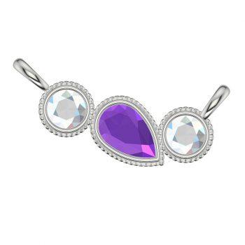 custom wedding necklace pendant